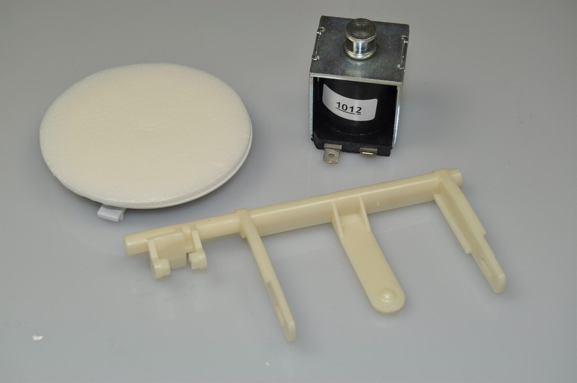 umbauset für den eiswürfelspender, aeg side by side  ~ Kühlschrank Eiswürfelspender