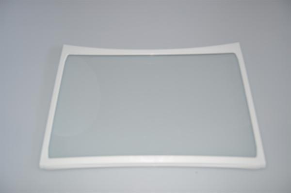 glasplatte gorenje k hl gefrierschrank 20 mm x 500 mm x 360 mm ohne leisten. Black Bedroom Furniture Sets. Home Design Ideas