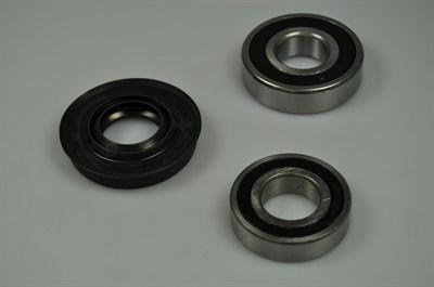 lager set siemens waschmaschine s ring 6206 6306. Black Bedroom Furniture Sets. Home Design Ideas