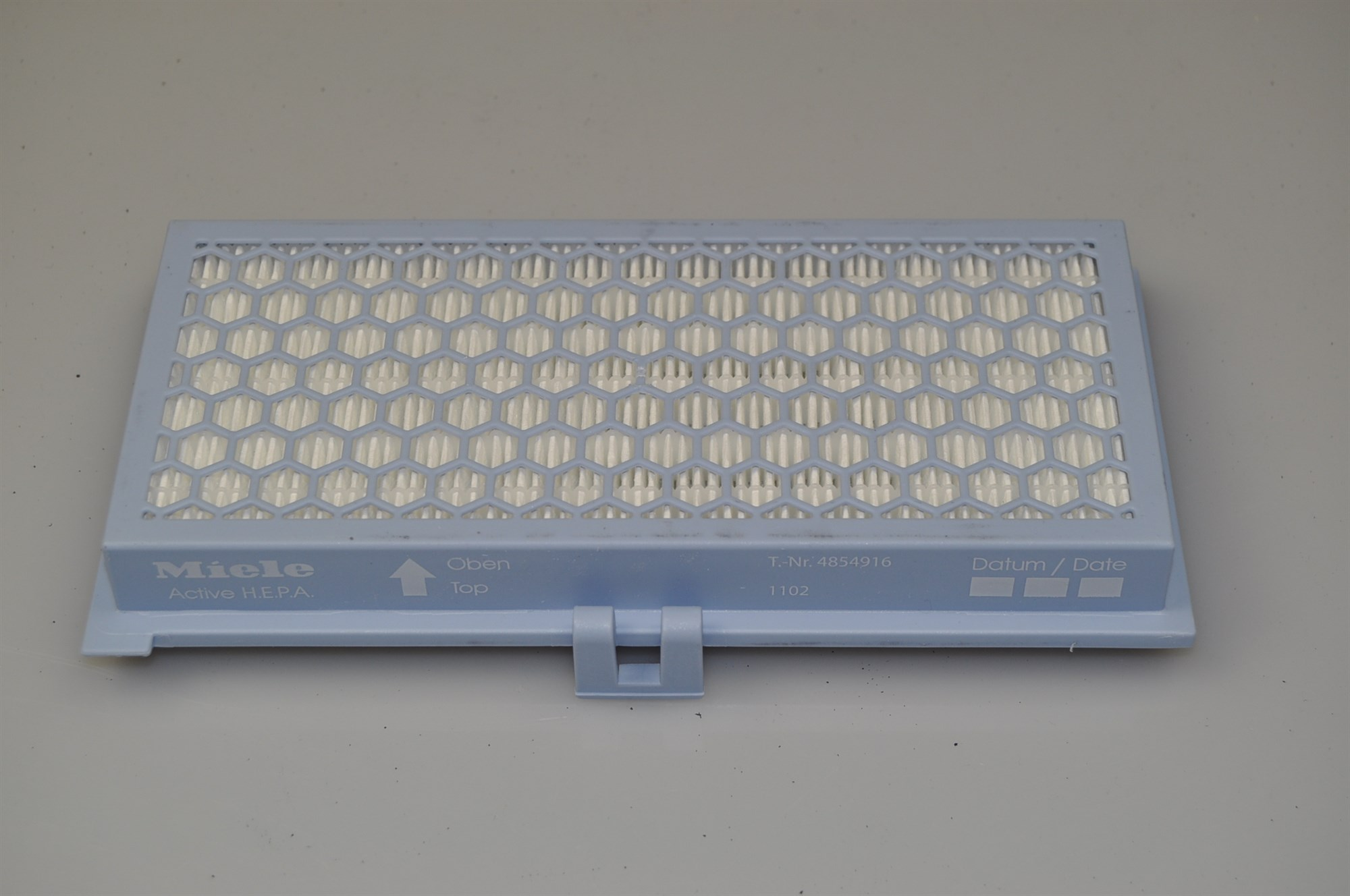 hepa filter miele staubsauger 177 x 78 mm. Black Bedroom Furniture Sets. Home Design Ideas