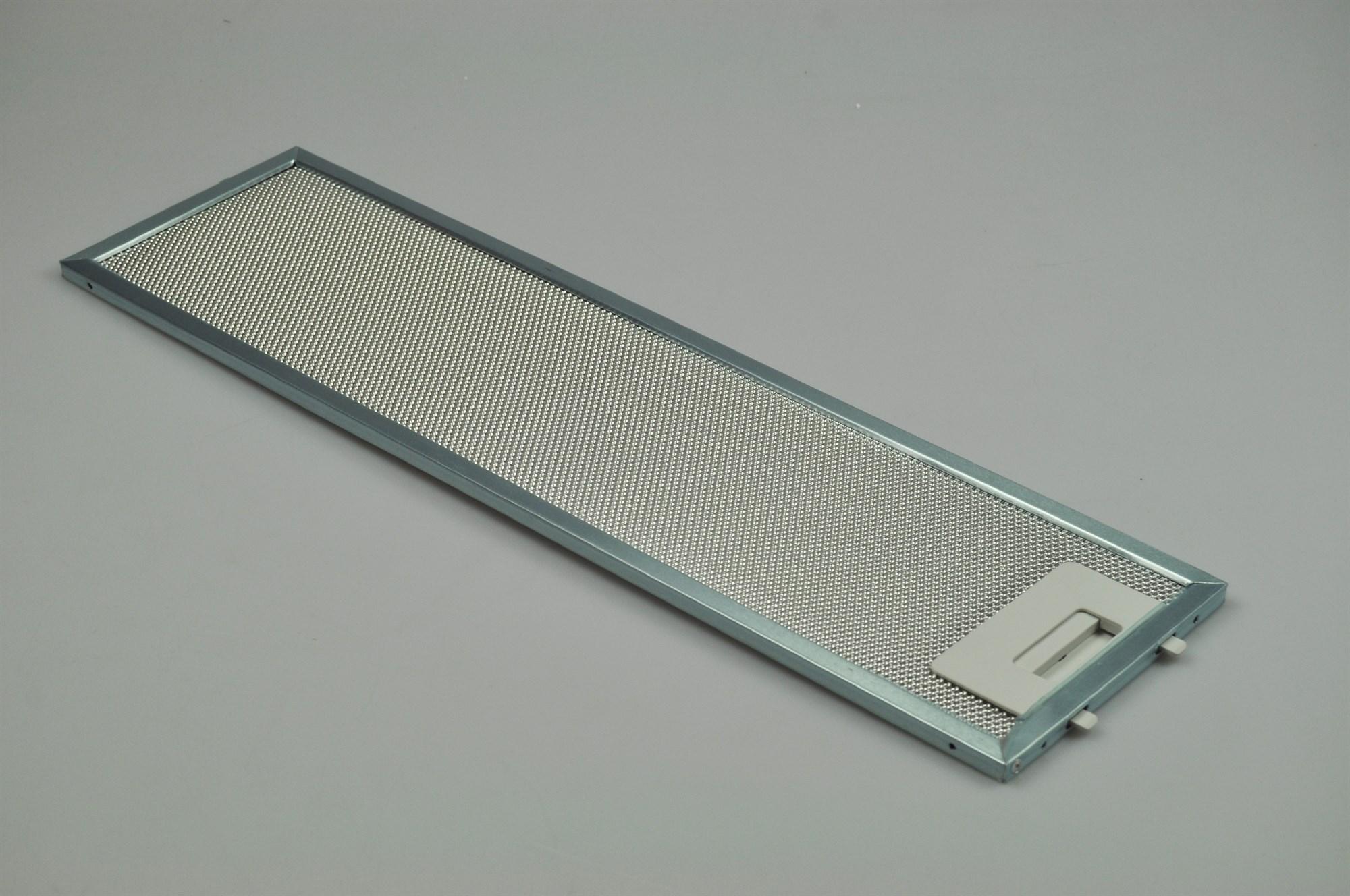 metallfilter silverline dunstabzugshaube 8 mm x 475 mm x 130 mm. Black Bedroom Furniture Sets. Home Design Ideas