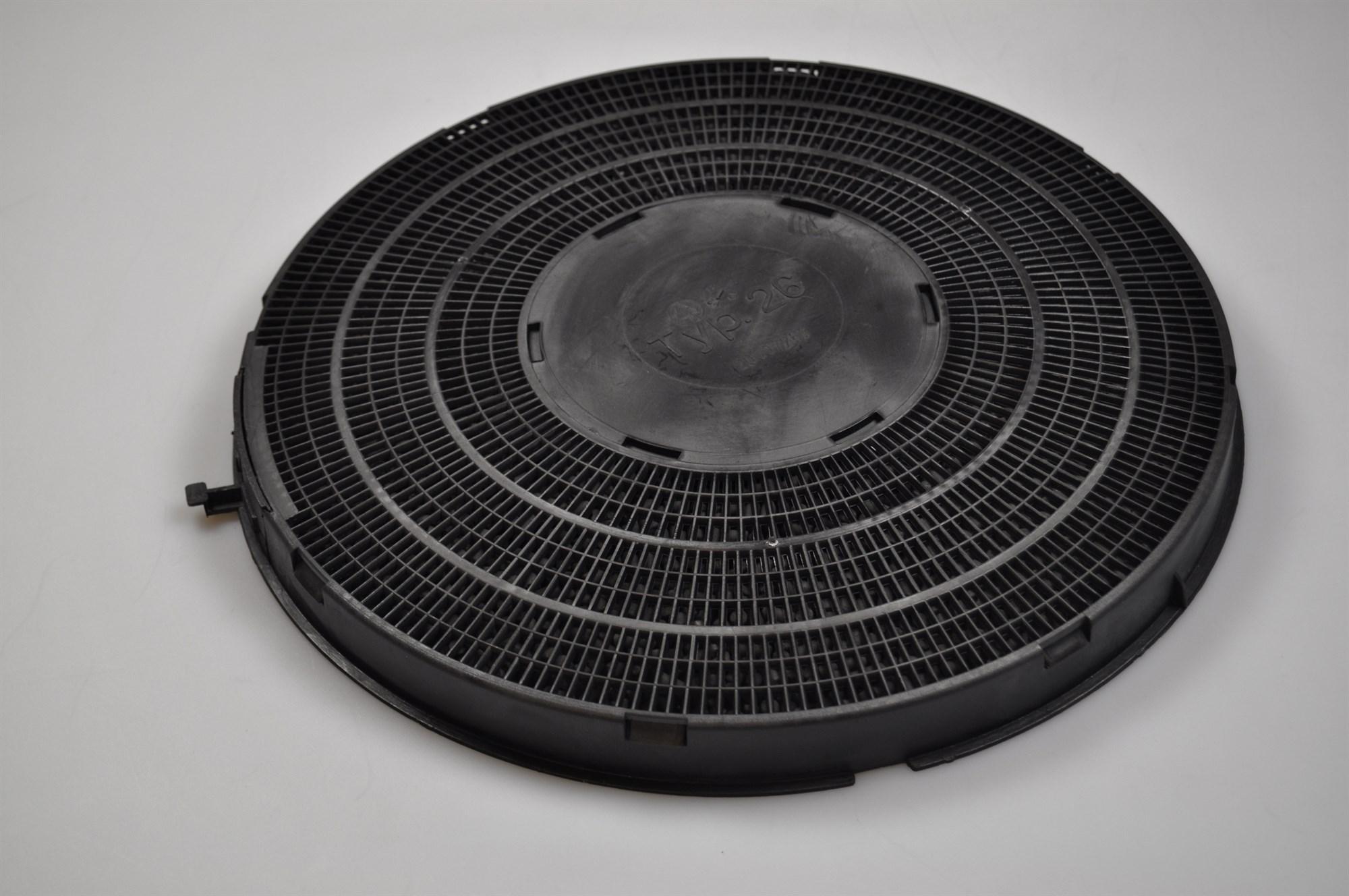 kohlefilter juno dunstabzugshaube 280 mm. Black Bedroom Furniture Sets. Home Design Ideas