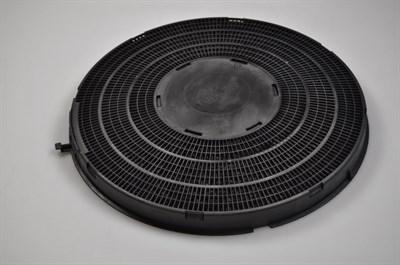 kohlefilter whirlpool dunstabzugshaube 280 mm. Black Bedroom Furniture Sets. Home Design Ideas